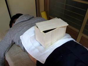 箱灸テスト2