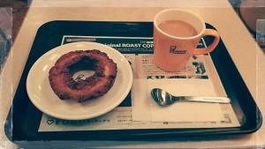 朝のほっこりタイム