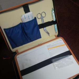 鍼灸バッグの中身2