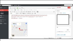 GoogleMap埋め込み